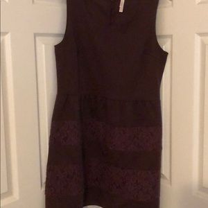 Dresses & Skirts - 3/$15 This dress is a plum color in an extra large